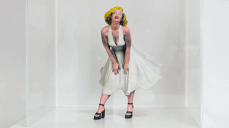 3D Printed Sculptures Bring Classic Portraits to Life | All3DP