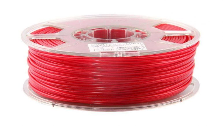 Image of Guía de filamento PETG 2019: ¿Cuál es el precio de una bobina de filamento PETG?