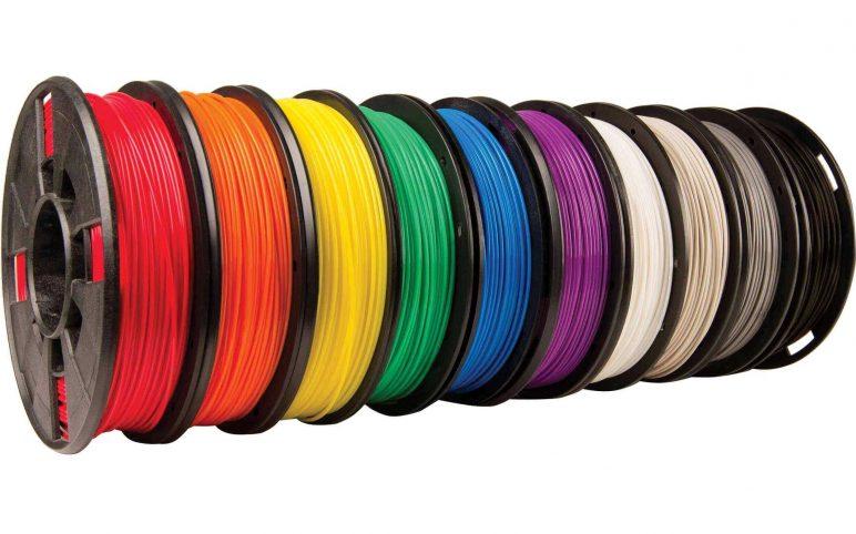 Image of Guía de filamento PETG 2019: ¿Los filamentos PETG vienen en diferentes colores?