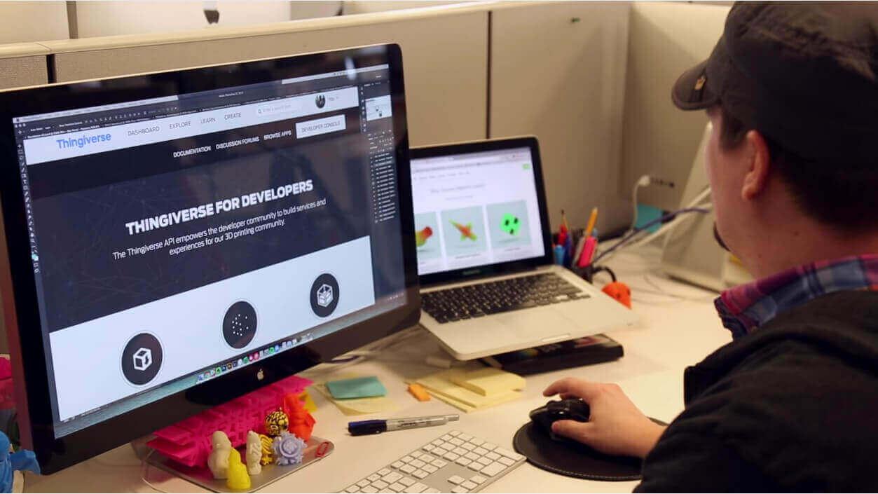 Thingiverse API Platform and Developer Portal Announced | All3DP