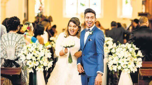 Sri Lanka's First 3D Printed Wedding Dress | All3DP