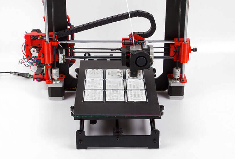 by the way 3d printing typeface