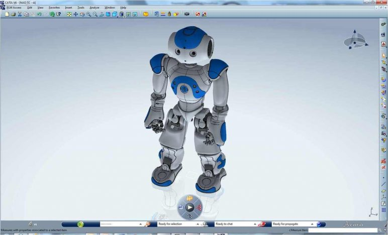 Image of Die 19 besten CAD-Programme (Professionelle CAD-Software): CATIA