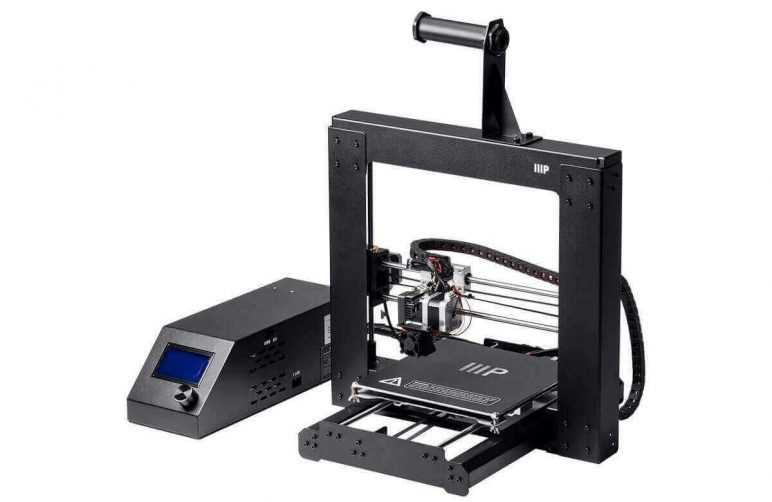 Image of Best Selling 3D Printer on Amazon: Monoprice MP Maker Select V2