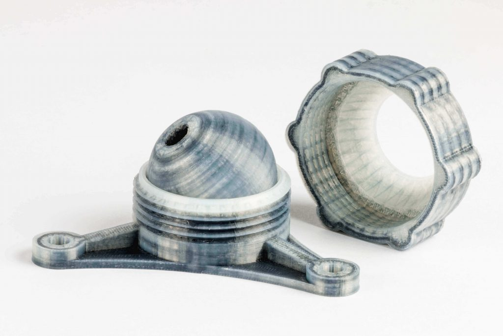 Fiber-Reinforced Nylon