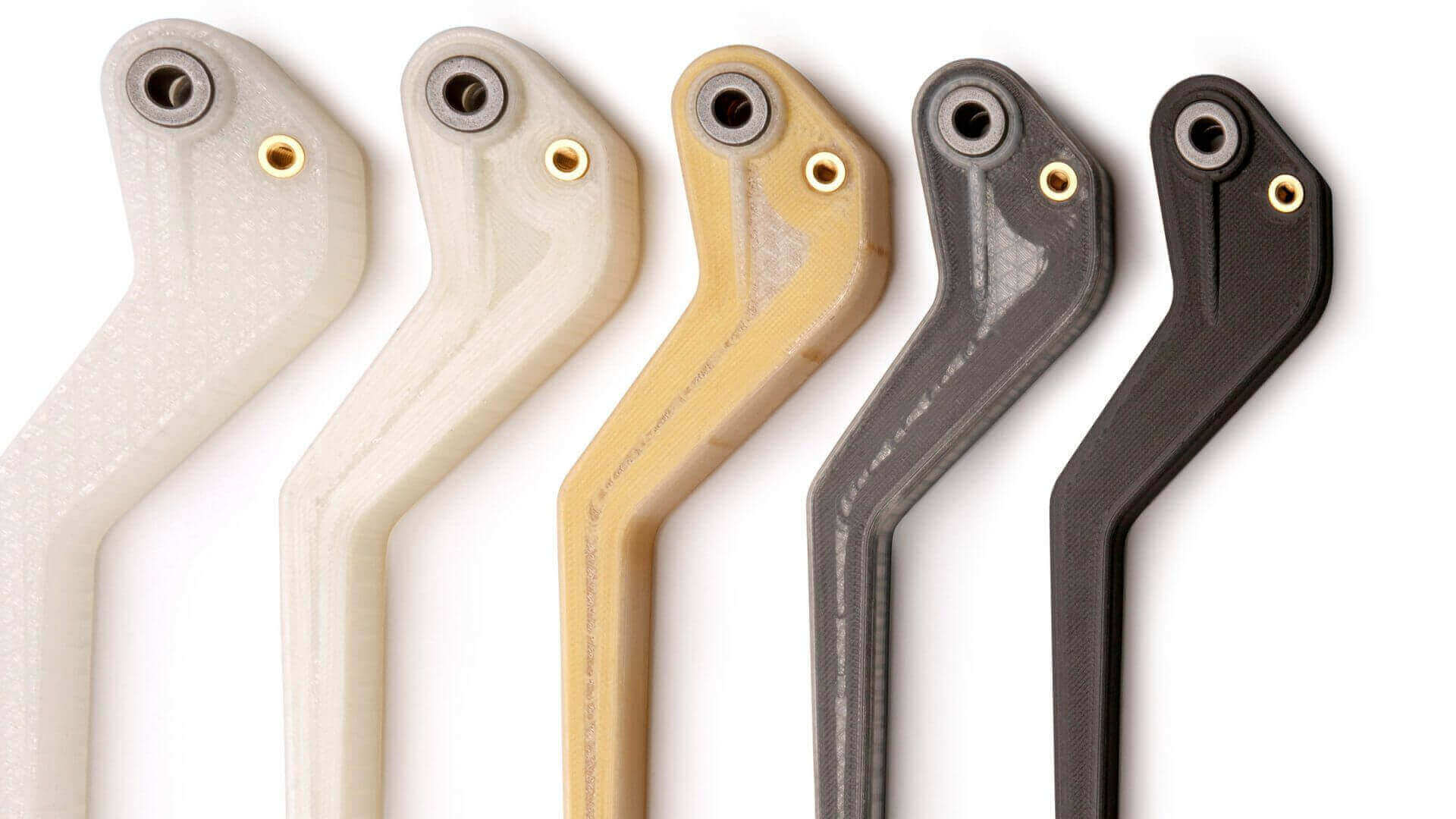 Fiber-Reinforced Nylon as Strong as Aluminium | All3DP