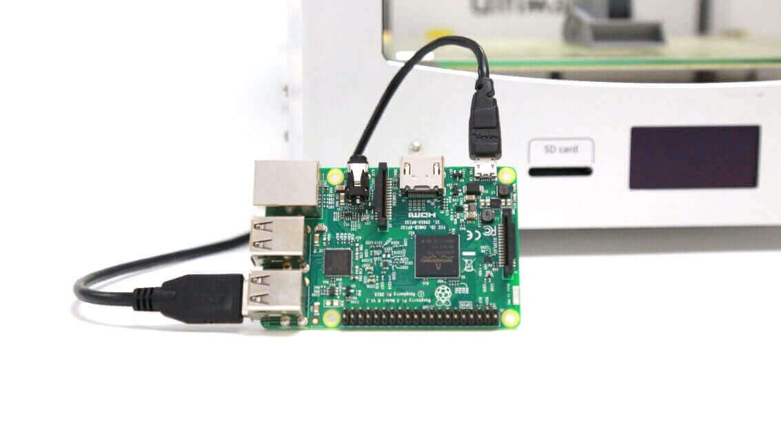 Microsoft Plus Raspberry Pi Equals Network 3D Printer | All3DP