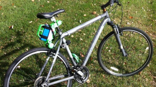 Featured image of Bicycle Boosterpack is an Awesome E-Bike Conversion Kit
