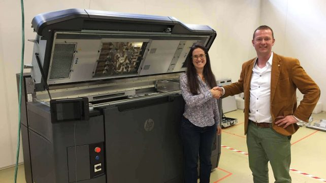 Featured image of Shapeways is Excited about HP Jet Fusion 3D Printers