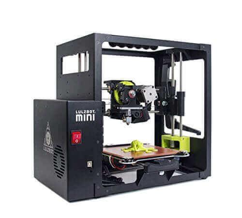 Image of Best Selling 3D Printer on Amazon: LulzBot Mini