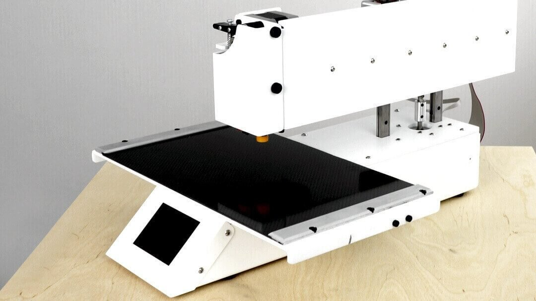 Featured image of Printrbot Simple v2 Announced with Wi-Fi and Touchscreen LCD