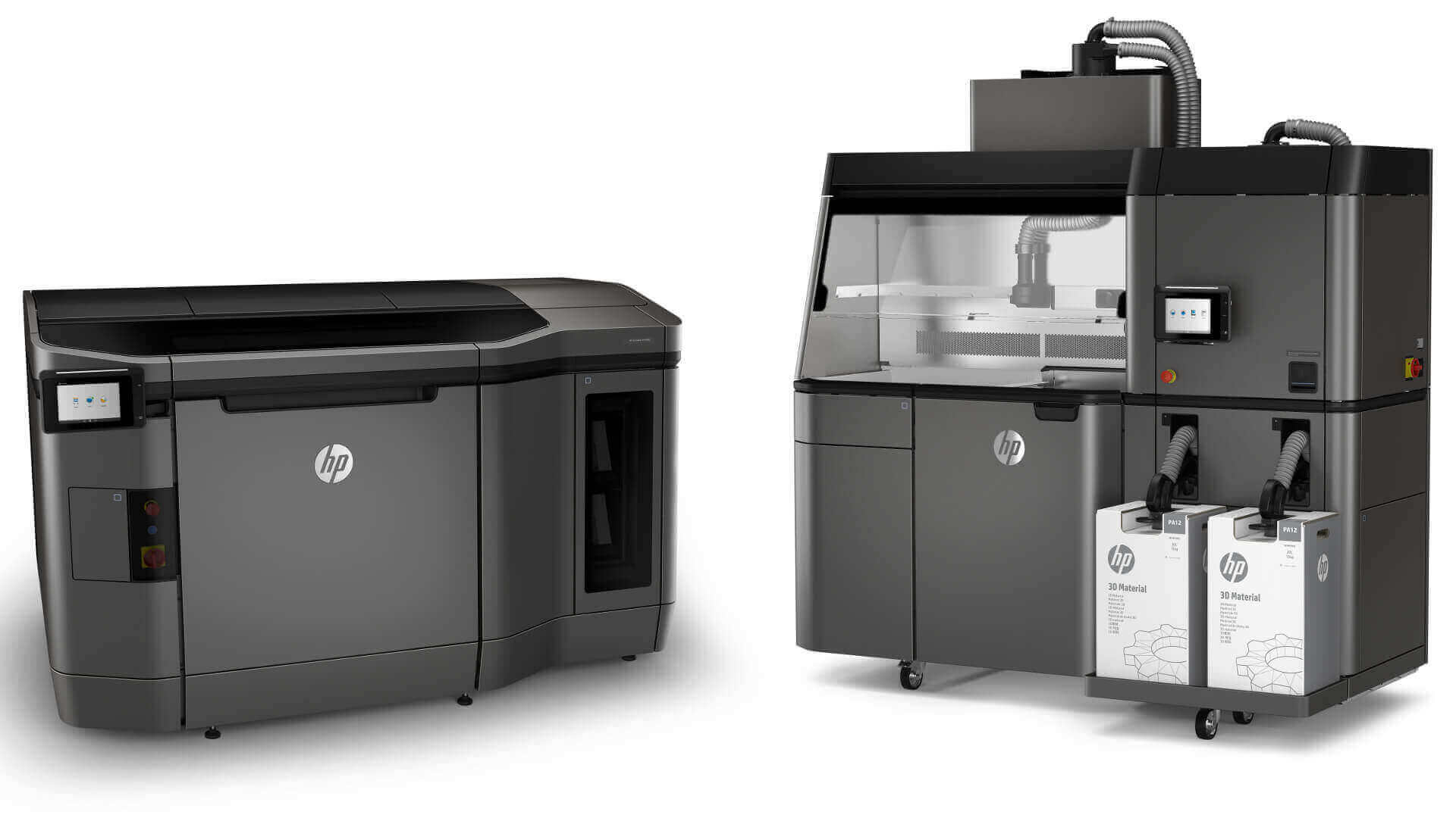 HP Launches Jet Fusion 3D Printers at Rapid 2016 | All3DP