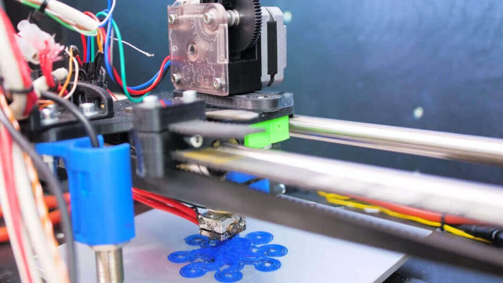 E3D Titan Printing