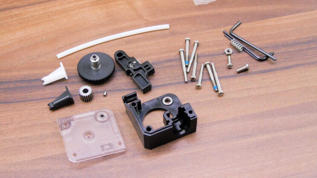 E3D Titan Components