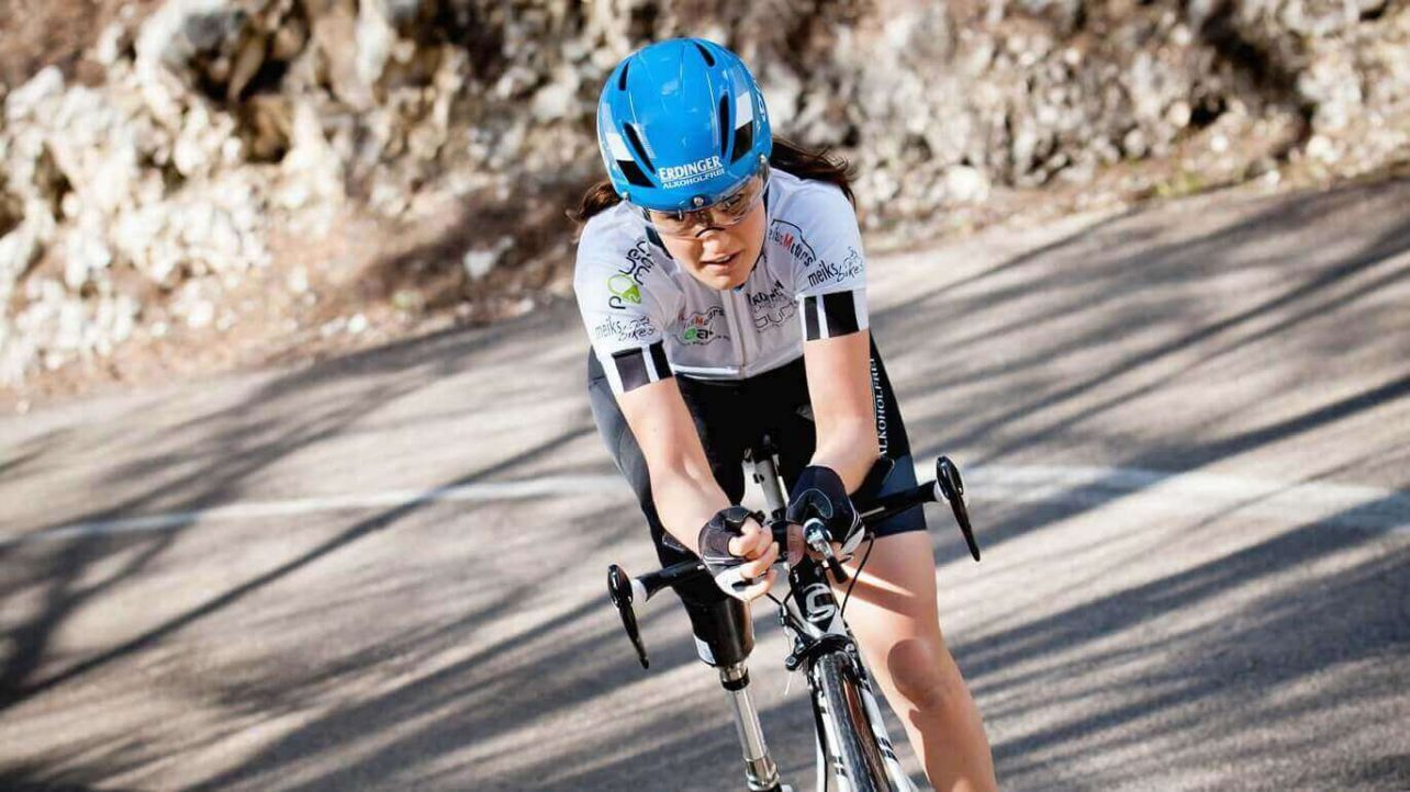 Featured image of German Athlete Will Cycle at Paralymics with 3D Printed Leg