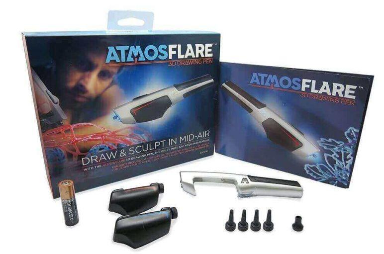 Image of Mejores lápices 3D para niños: Lápiz 3D AtmosFlare