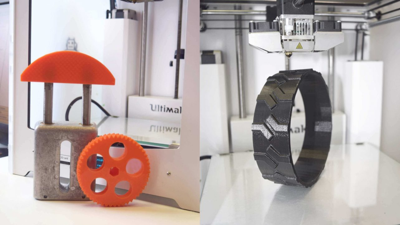 Flexible Cheetah, Sturdy Armadillo: New NinjaTek Filaments   All3DP