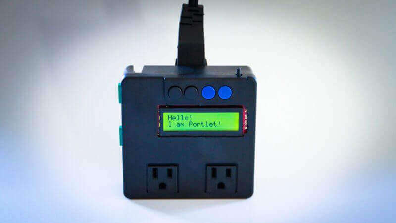 DIY Portlet Allows you to Remotely Control Gadgets | All3DP