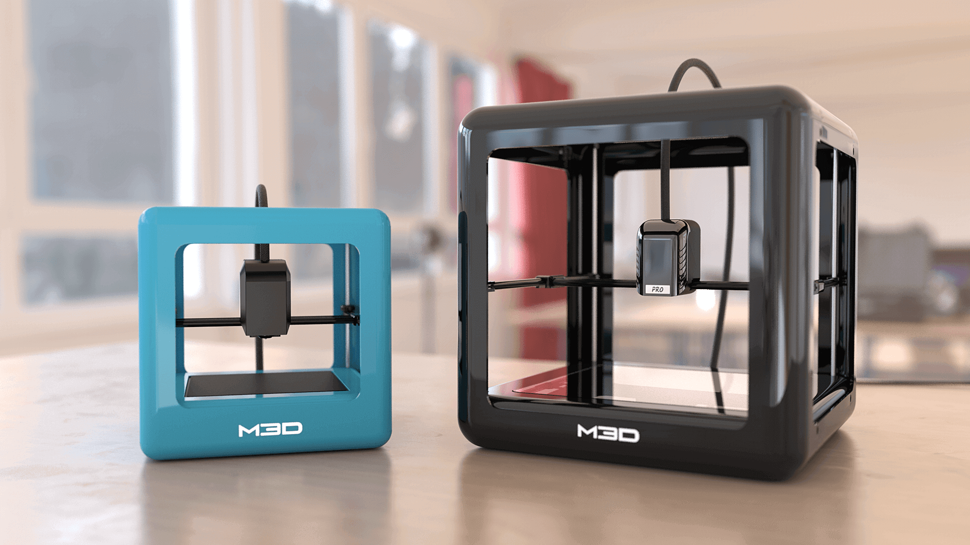 M3D Pro is a Major Upgrade from Original M3D Micro | All3DP