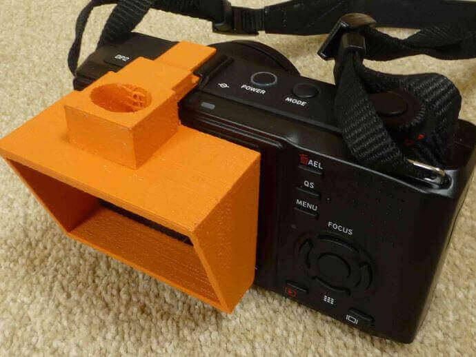 3d printed camera gear save some money all3dp - Buy 3d printed house ...