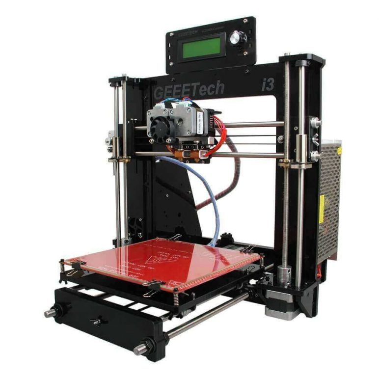 Image of Best Prusa i3 Clone Alternatives with Special Features: Geeetech Pro C