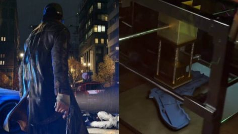 Featured image of Video Game Watch Dogs 2 Features 3D Printed Guns