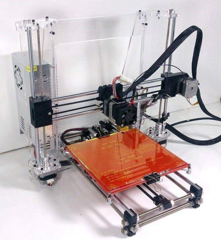 Image of Best Prusa i3 Clone Alternatives with Special Features: Folger Tech RepRap Prusa i3