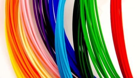 Featured image of Filament PLA : le filament 3D en détail – Guide 2018