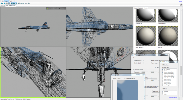 Image of Free STL Viewer for Windows: Open 3D Model Viewer