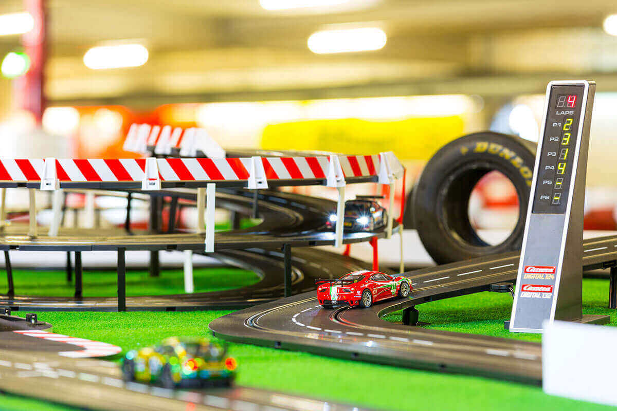 Expand Carrera Slot Car Tracks With 3D Printed Parts | All3DP