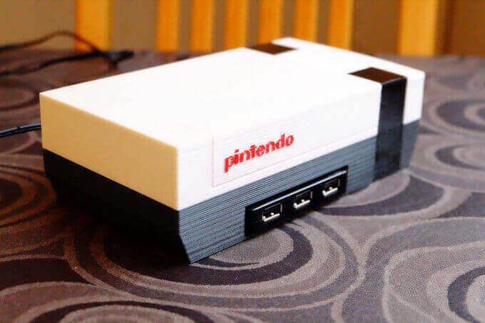 Image of Raspberry Pi NES Case: Pitendo