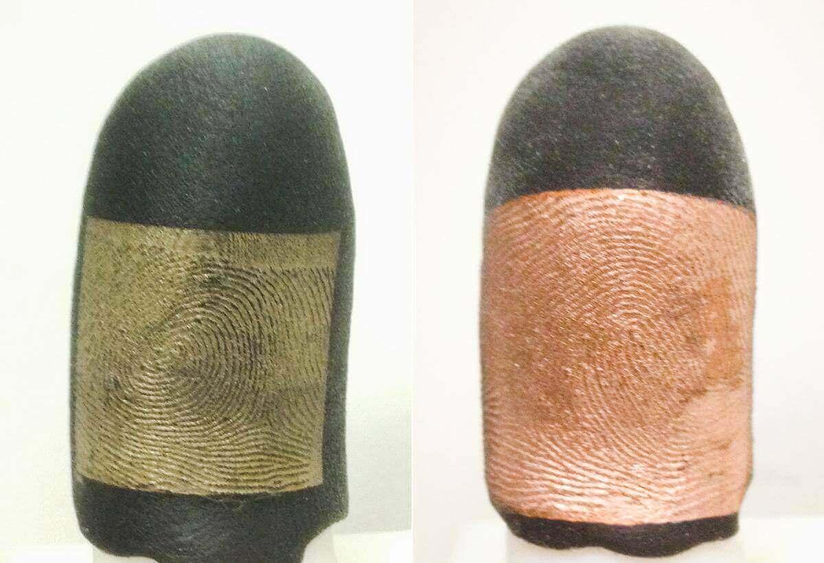 Creating 3D Printed Fingerprints (Image: Anil Jain)