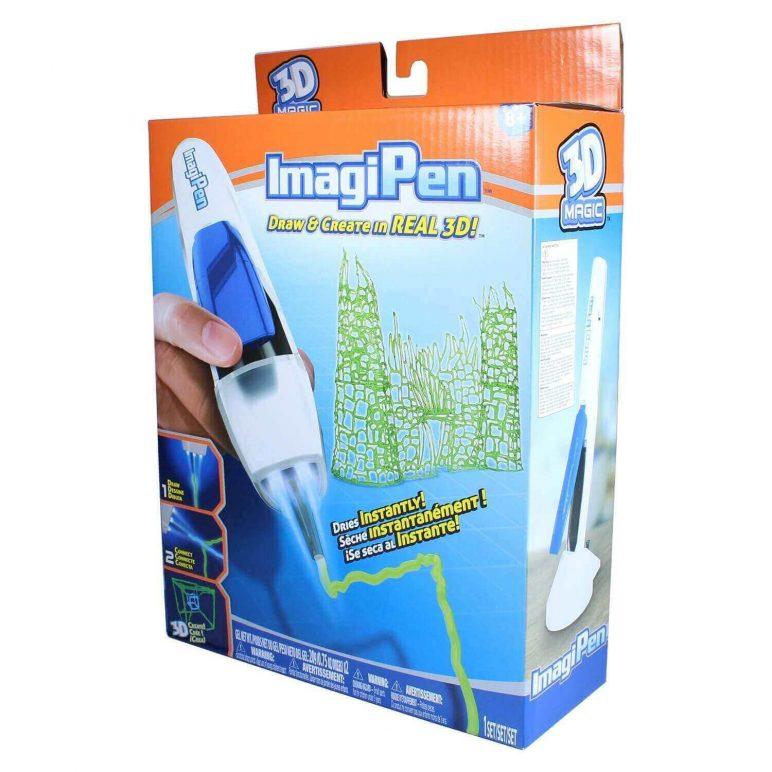 Image of Mejores lápices 3D para niños: Lápiz 3D ImagiPen de Tech 4 Kids