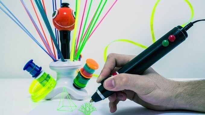 Renegade 3D Pen uses your Recycled Plastic | All3DP