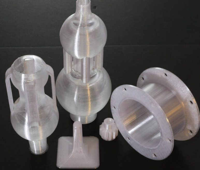 En İyi 3D Yazıcı Filamenti Türleri: PETG (PET, PETT)