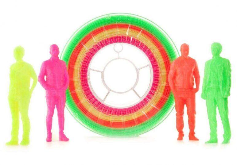 Image of PLA Filament Guide: Fluorescent