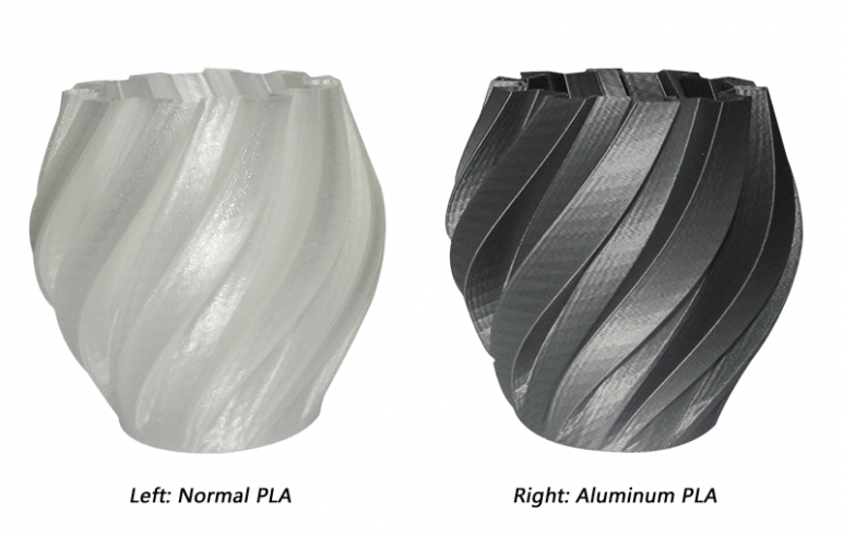 Image of PLA Filament Guide: Aluminum (Metal)