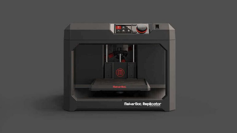 Image of Best 3D Printers for Schools & Education: Makerbot Replicator+