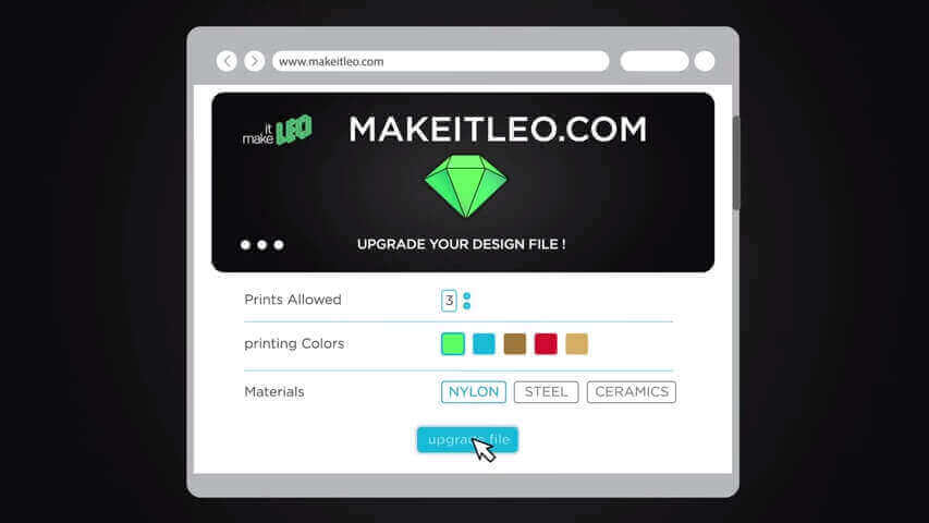 Make it LEO: A Secure Way to Handle 3D Design Files | All3DP
