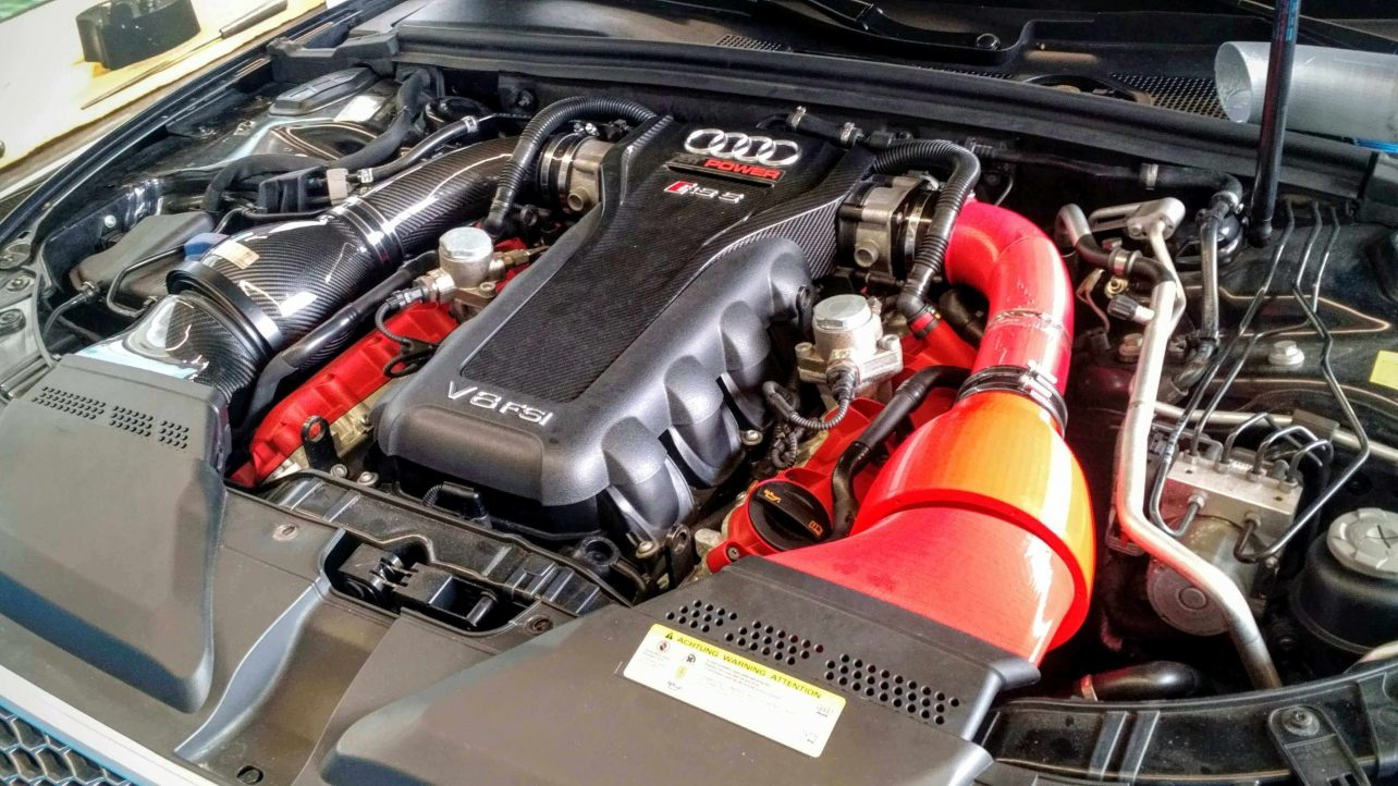 Eventuri: 3D Printing Intake Systems for Performance Cars