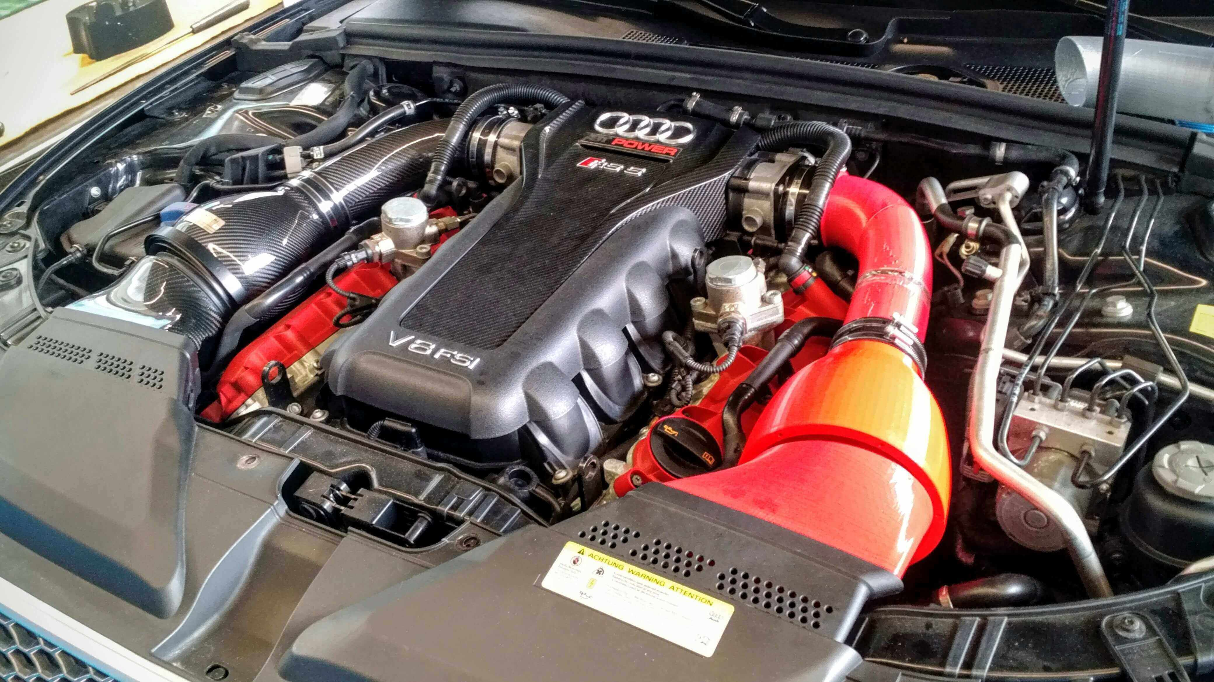 Eventuri: 3D Printing Intake Systems for Performance Cars   All3DP