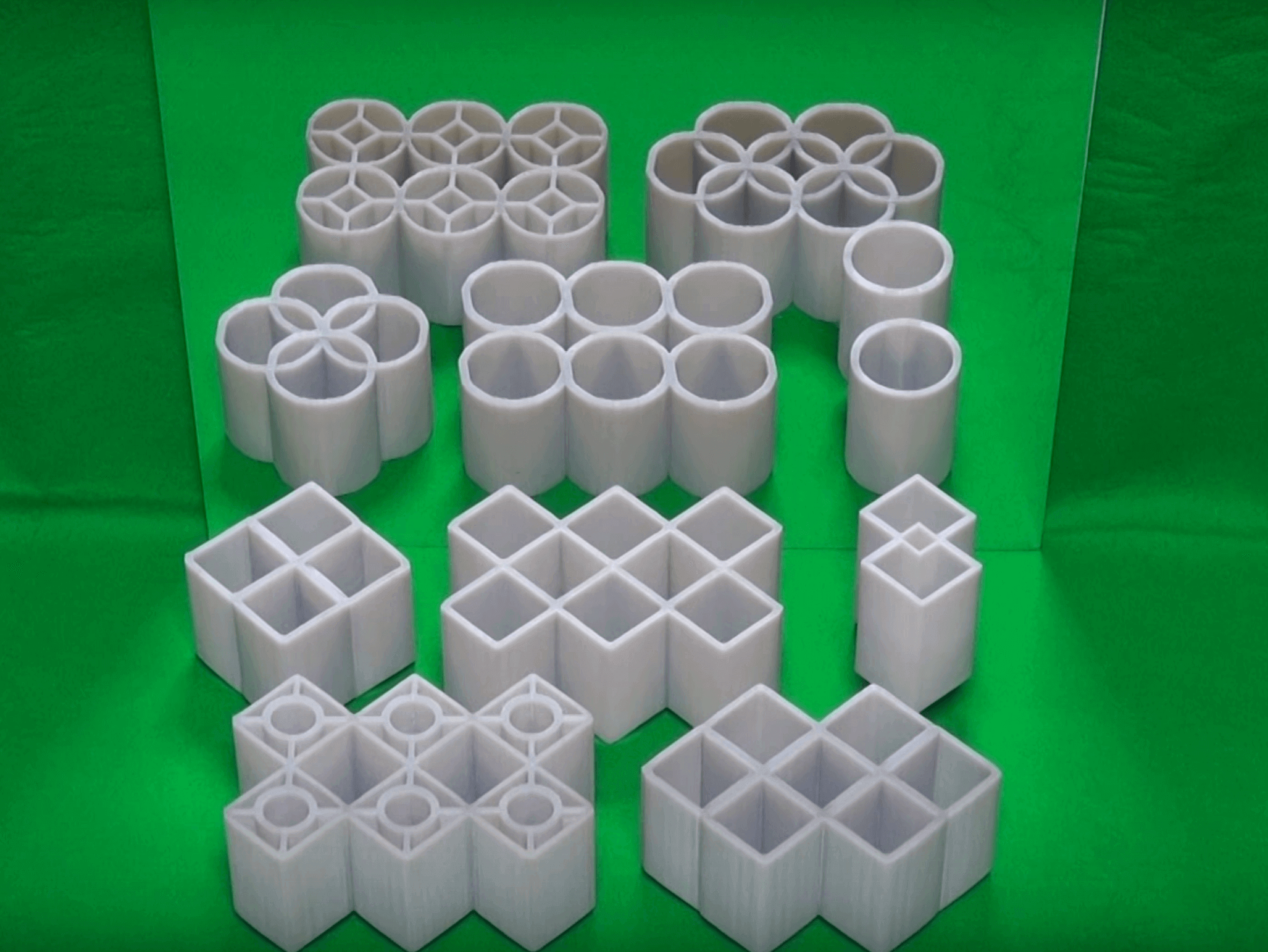 illusion optical 3d print all3dp amazing well