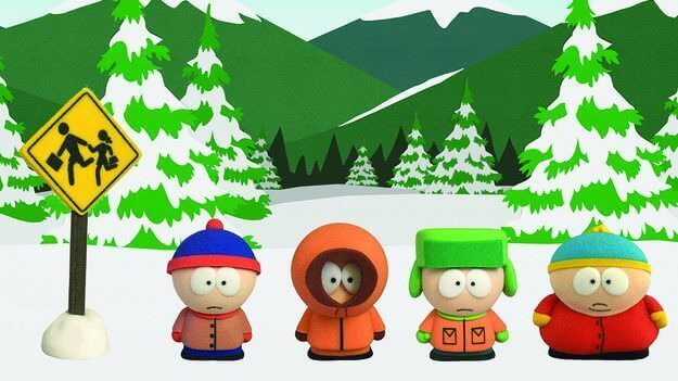 3D Printed South Park Figurines Available for First Time | All3DP