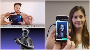 Featured image of Scandy Brings 3D Scanning to Android Phones