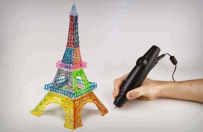 3Doodler Pen FAQ Colors
