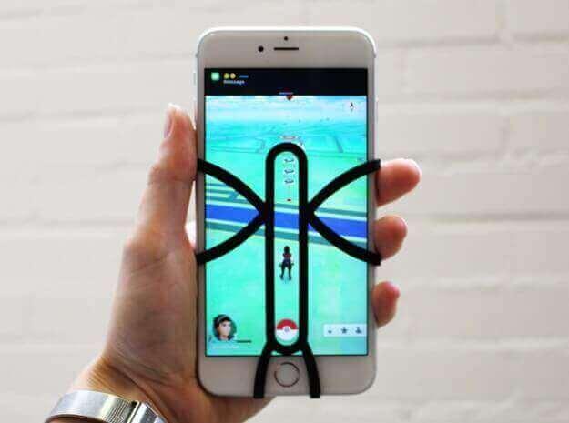 Pokemon Pokeball Aimer 3D printed