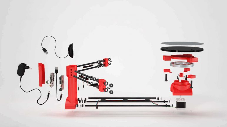 Image of Scanner 3D - Top 30: Ciclop de BQ