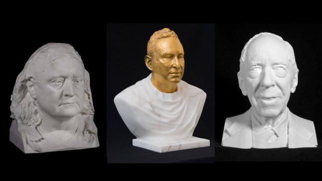 Featured image of Veronica Scanner offers Live 3D Portraiture & 3D Printing