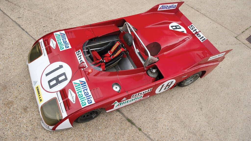 Alfa Romeo Tipo: Rare Racecar Restored with 3D Printing | All3DP