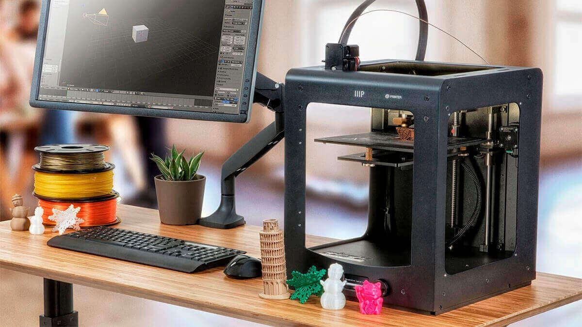 Monoprice 3D Printer Range Grows to Ultimate and Plus Sizes | All3DP